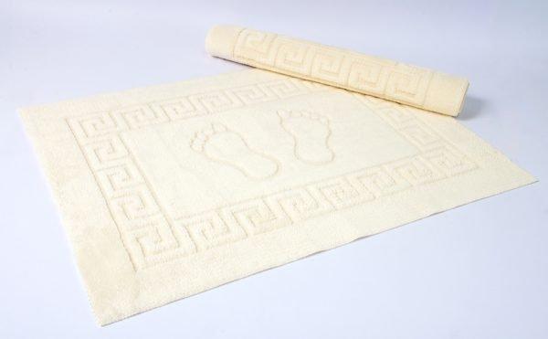 купить Коврик для ванной Lotus - молочный (sv-2000008472975)