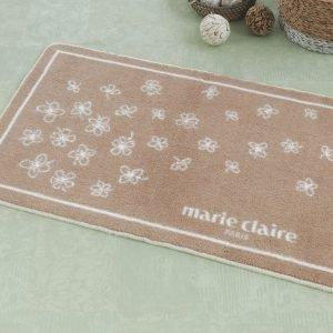 Коврик для ванной Marie Claire — Breeze коричневый 66×107
