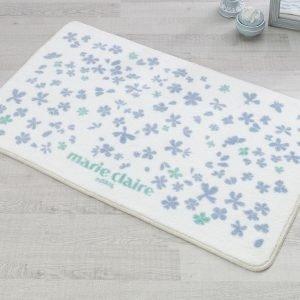 Коврик для ванной Marie Claire — Delight голубой 66×107