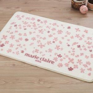 Коврик для ванной Marie Claire — Delight розовый 66×107