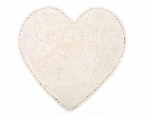 купить Коврик Irya - Amor ekru молочный (sv-2000022187374)