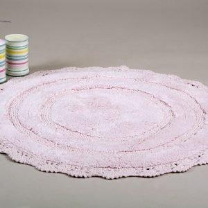 Коврик Irya – Anna pembe розовый