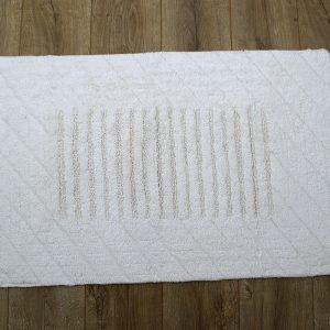 Коврик Irya – Avis ekru молочный 70×110