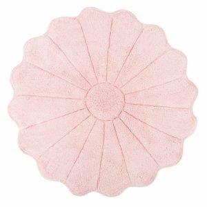 Коврик Irya — Daisy pembe розовый 90 см. диаметр