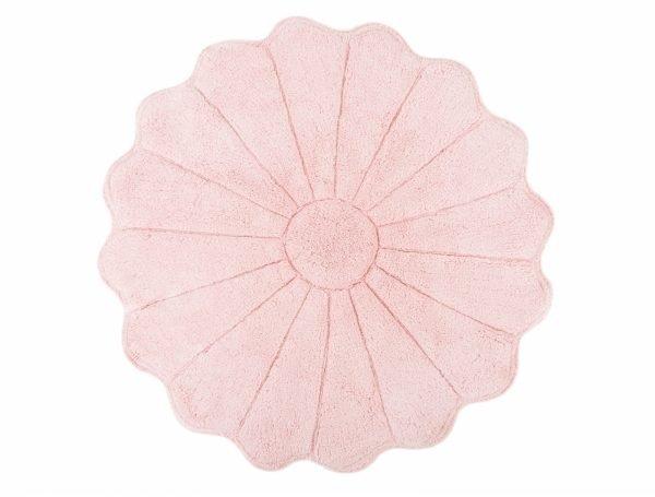 Коврик Irya – Daisy pembe розовый 90 см. диаметр