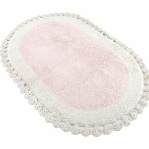 Коврик Irya – Despina pembe розовый 70×110