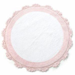 купить Коврик Irya - Doreen pembe-beyaz розовый (sv-11913985276681)