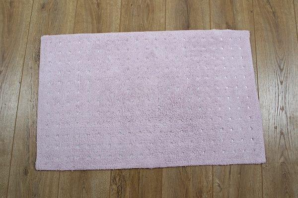 купить Коврик Irya - Esta pembe розовый (sv-2000022200561)