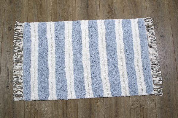 Коврик Irya – Jami mavi голубой 70×110