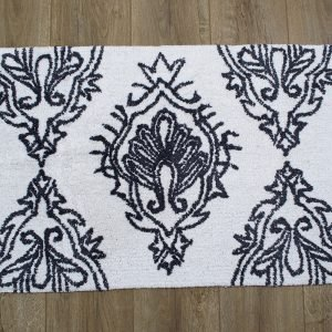Коврик Irya – Juana k.gri серый 70×110