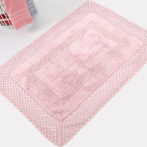 Коврик Irya – Lizz pembe розовый
