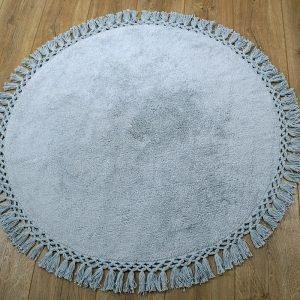купить Коврик Irya - Lora a.gri серый (sv-2000022200516)