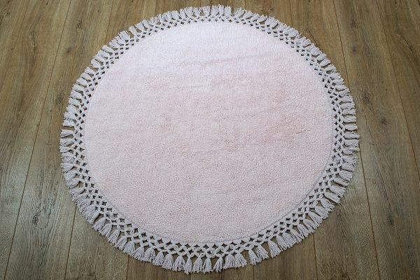 купить Коврик Irya - Lora pembe розовый (sv-2000022200509)