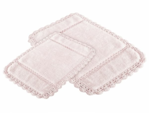 купить Коврик Irya - Lorinda pembe розовый (sv-11913986402795)