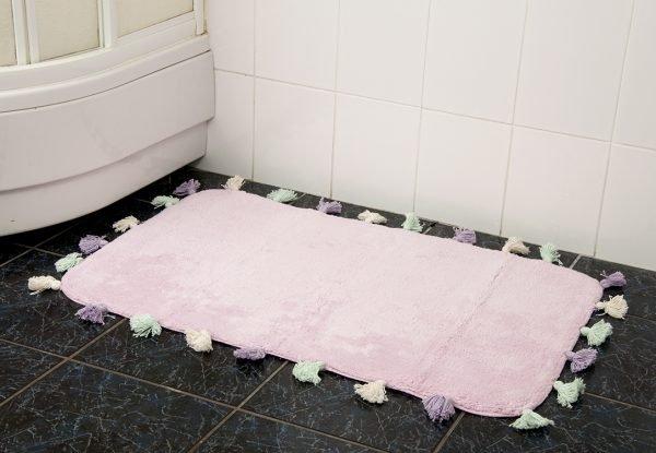 купить Коврик Irya - Lucca pembe розовый (sv-1191398638279)