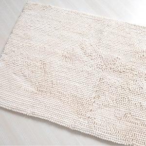 Коврик Irya – Lucid micro krem кремовый 60×100