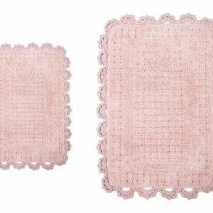 купить Коврик Irya - Mina pembe розовый (sv-11913983032796)