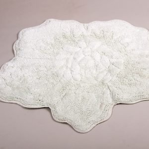 Коврик Irya – Rosalinda yesil св. зеленый 90 см. диаметр