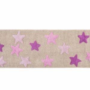Коврик Irya – Star lila лиловый