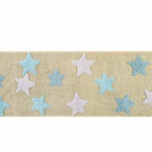 купить Коврик Irya - Star yesil зеленый (sv-2000022184076-v)