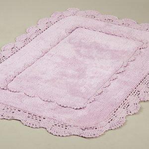 купить Набор ковриков Irya - Anita pembe розовый (sv-2000022200349)