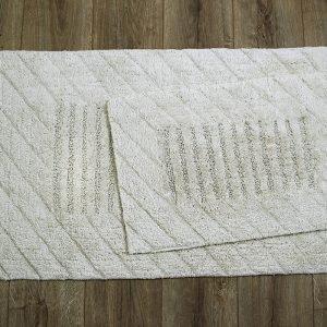 Набор ковриков Irya – Avis bej бежевый 60×90|40×60