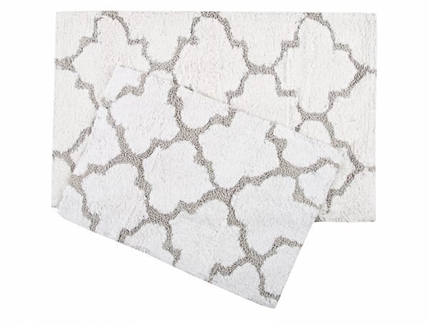 купить Набор ковриков Irya - Bali beyaz белый (sv-2000022195034)