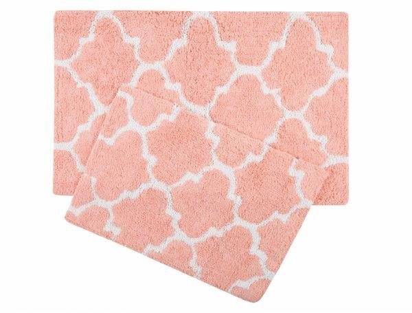 купить Набор ковриков Irya - Bali narcicegi персиковый (sv-2000022195065)