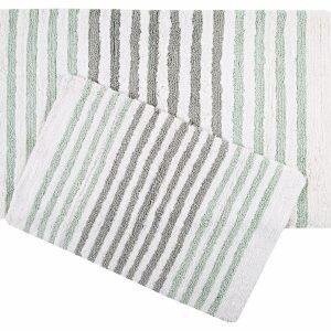 Набор ковриков Irya – Grenada yesil зеленый 55×80|70×115