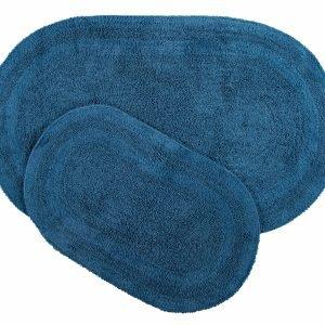 Набор ковриков Irya – Havana civit mavi голубой