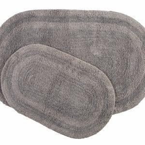 Набор ковриков Irya – Havana gri серый