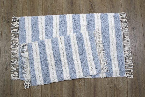купить Набор ковриков Irya - Jami mavi голубой (sv-2000022200325)