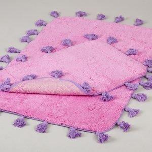 купить Набор ковриков Irya - Joy pembe розовый (sv-11913986372795)