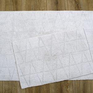 купить Набор ковриков Irya - Kinsey silver (gumus) серый (sv-2000022200455)