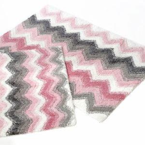 Набор ковриков Irya — Leron pembe розовый 60×90|40×60