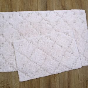 Набор ковриков Irya — Lois seftali персик 60×90|40×60