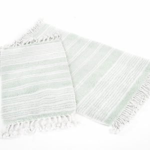 купить Набор ковриков Irya - Relax yesil зеленый (sv-2000022187268)