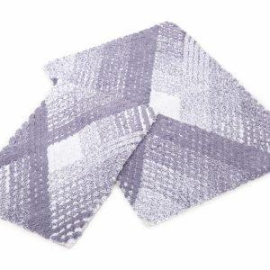 Набор ковриков Irya – Wall mor фиолетовый 60×90|40×60