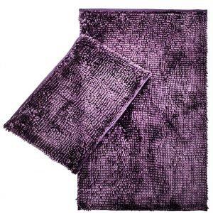 Набор ковриков Lilo Purple 40×60|60×100