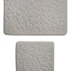 Набор ковриков Samos Krem Kalp 50×60|60×100
