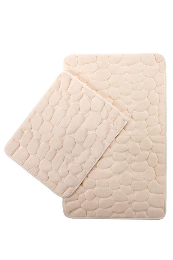 Набор ковриков Samos Krem Tas 40x50|50x80