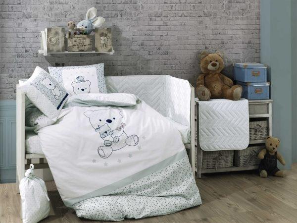 купить Детское постельное белье ТМ Hobby Bonita (IZ-8698499141353)