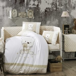 Детское постельное белье ТМ Hobby Bonita beg 100×150