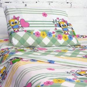 Детское постельное белье Marcel 501 Ранфорс 110×140