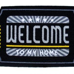 Коврик в прихожую Italyan Kokardo Welcome Home 40×70