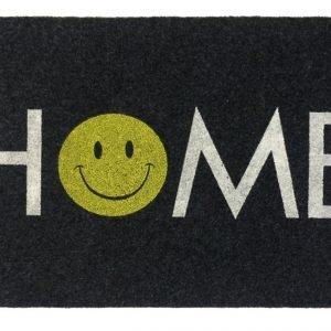 Коврик в прихожую Megan Gri Home Smile 40×60