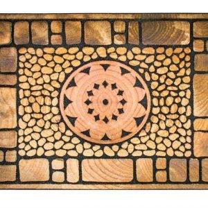 Коврик в прихожую Mozaik Notre Dame 45×75