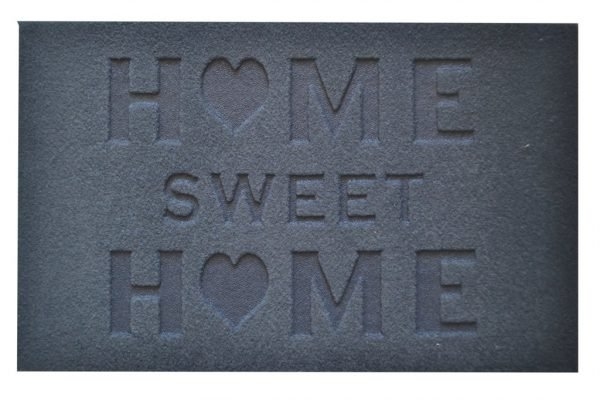 купить Коврик в прихожую Parga Gri Home Sweet Home (IZ-2200000547545)