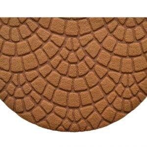 Коврик в прихожую Parga Y. Kahve Mozaik 40×75