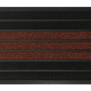 Коврик в прихожую Torino Kirmizi Siyah 45×75
